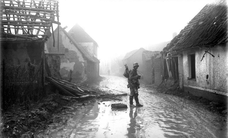 The Occupation of Northern France in WWI with Dr. James E. Connolly